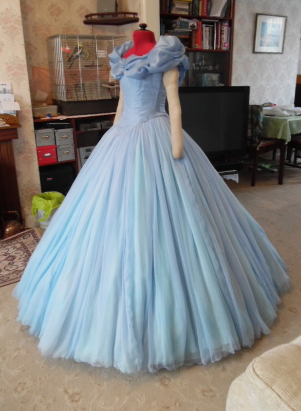 Cinderella Live Action - Tracy\'s Costuming World